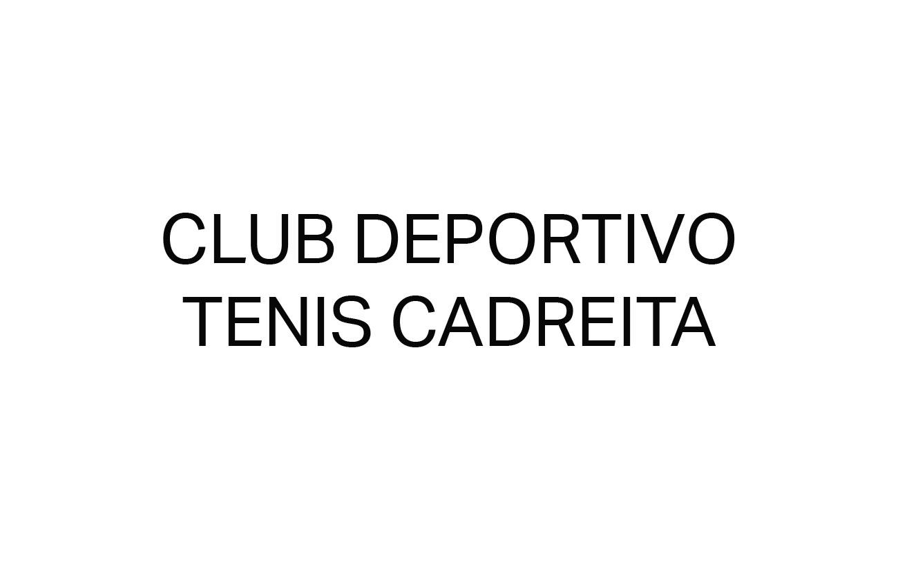 CLUB DEPORTIVO TENIS CADREITA